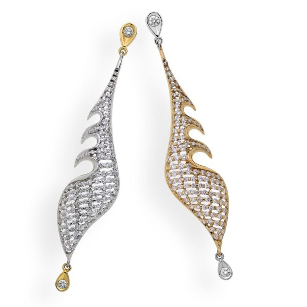 orecchini design