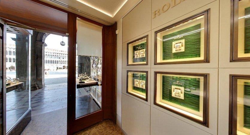 Boutique Rolex Venezia