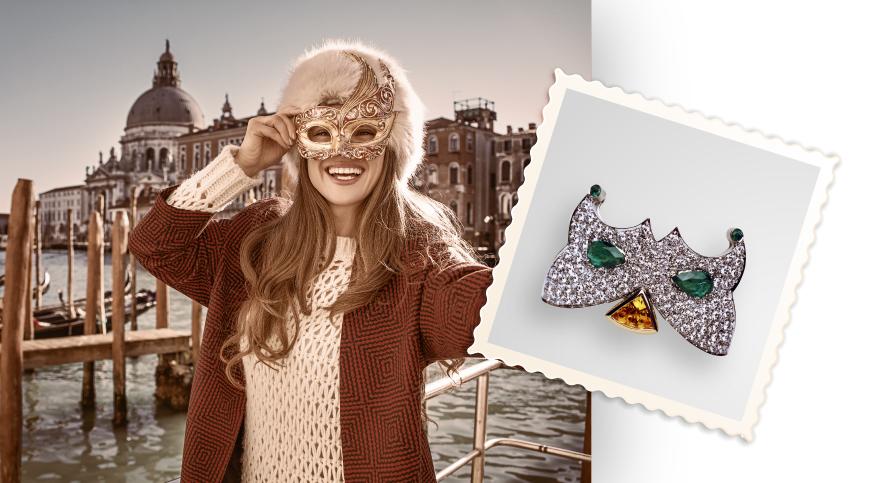 Le maschere della tradizione veneziana