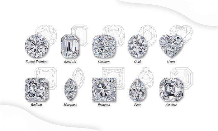 Forme speciali per gioielli che fanno sognare