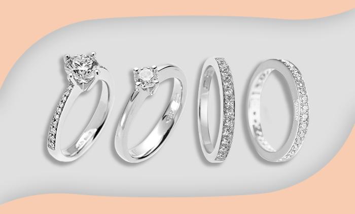 Le forme delle emozioni. Le tipologie di anello.